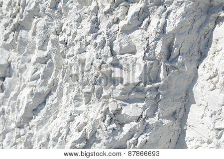 Natural chalk mineral