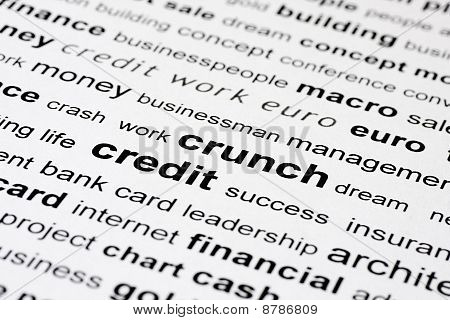 Financial Credit Crunch