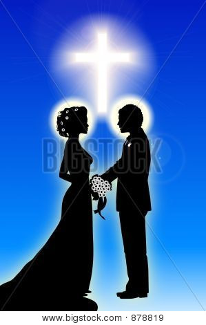 Bride_Groom_Cross