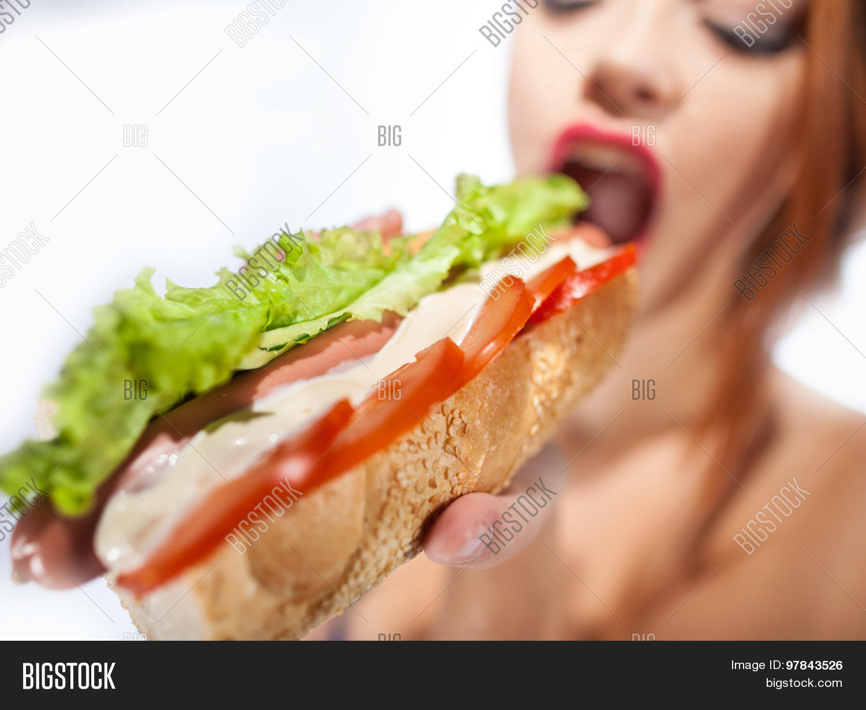 food eating Erotic