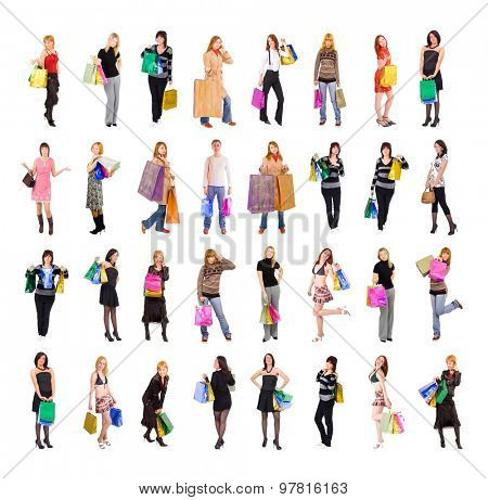 Shopping Spree Buying Things  poster
