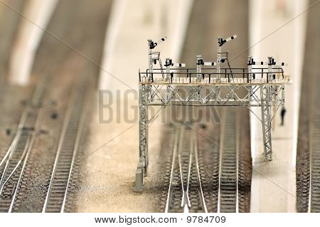 Signal Gantry