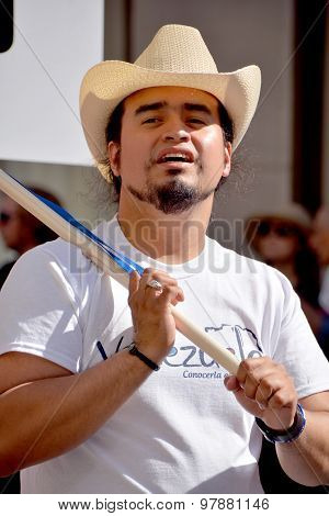 Man Gaucho