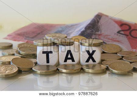 Australian Money for Tax
