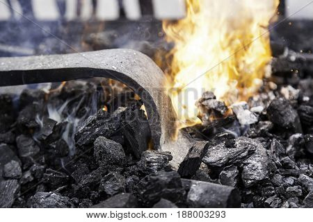 Embers In A Forge