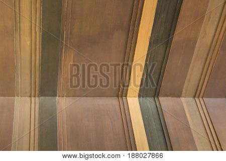 Interior Brown Wooden Textured Background, stock photo