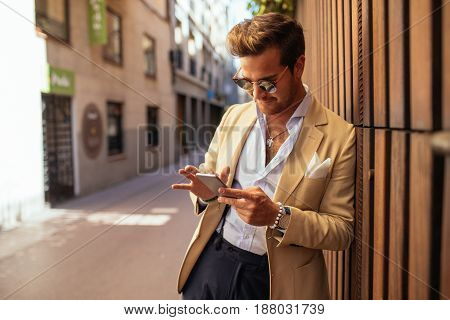 Texting On The Go