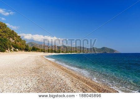 Cirali Beach. Turkey