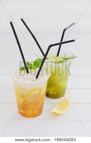 Lemonade Citrus Non-alcoholic.