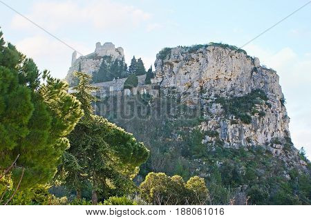 The Rock Of Eze