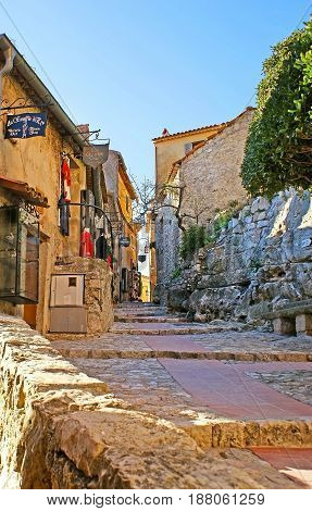 The Streets Of Mountain Village
