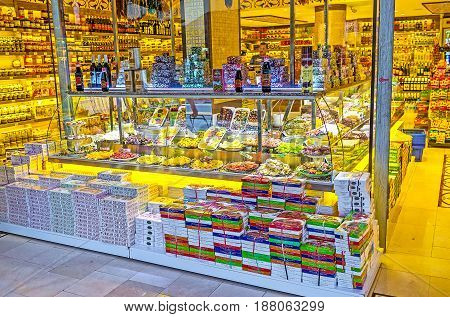 The Store Of Turkish Delight