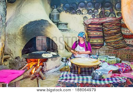The Turkish Dishes