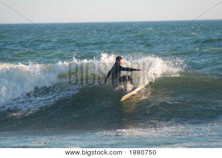 Surfing Spray
