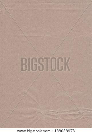 Kraft Paper Background. Textured Paper Background