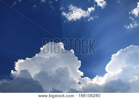 Blue and White Sky with Clouds during daytime