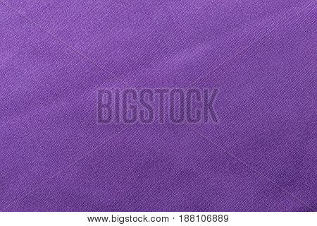 Texture of purple fiber seen from close up. Top view