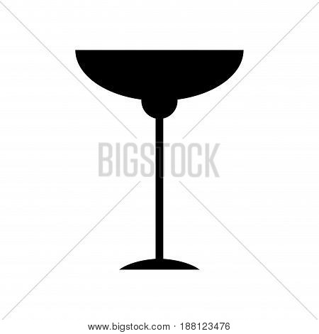 alcohol drink glassware bar concept vector illustration