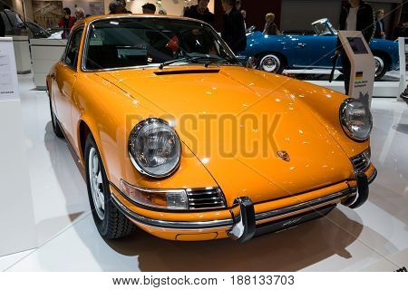 1970 Porsche 911 2.2. Coupe Classic Car