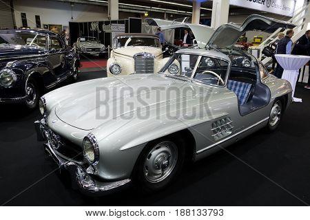 1957 Mercedes Benz 300Sl Roadster Car