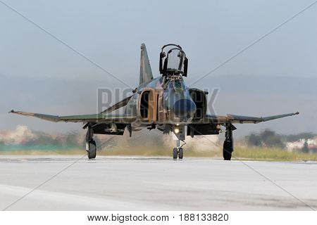 Greek F-4 Phantom Fighter Jet