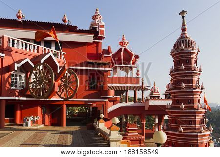 Historical Views Of India Temple For Prayers