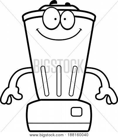Happy Cartoon Blender