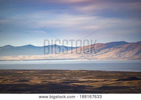 Mirador De Las Aguilas Viewpoint, Patagonia, Argentina