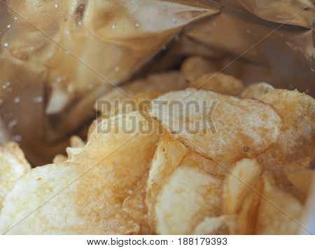 Potato Chips Crisps
