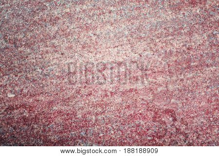 Color photo of a monolithic texture of polished granite for your creativity