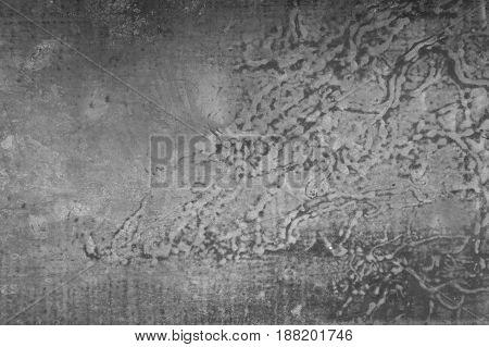 Old corrugated zinc galvanized texture background metallic stainless corrugated chrome