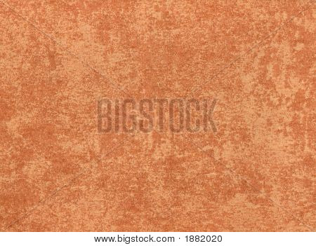Orange Art Stucco Texture