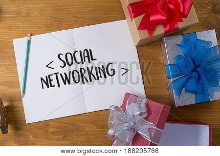 Social Networking Chat Communication Online Social Media