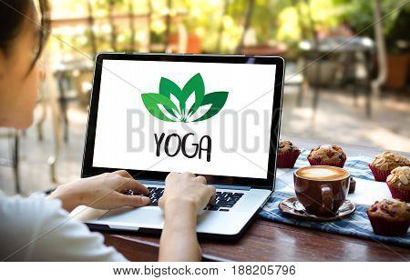 Yoga Meditation Health Balance Relaxation Balance Fresh Food Healthy Lifestyle Organic Exercise Well