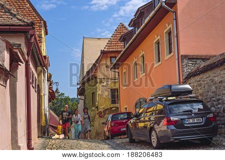 Sighisoara, Transylvania, Romania