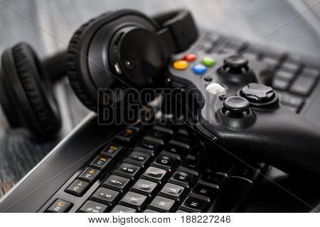 fun gamepad video console gaming game play gamer.