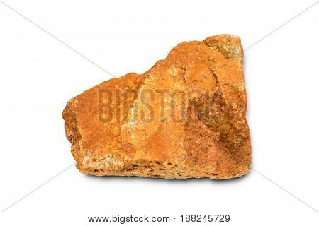 Rock Stone Mountain Isolated