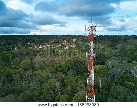 Mobile Tower Antenna