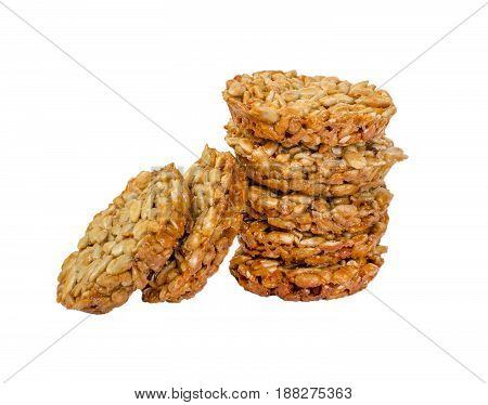 Oatmeal Cookies With Honey, Honey Oatmeal Cookies, Handmade