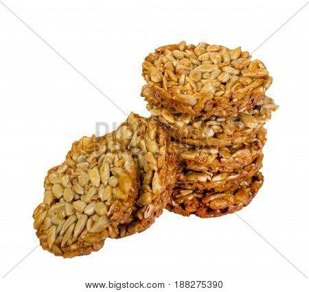Oatmeal Cookies With Honey, Honey Oatmeal Cookies, Handmade