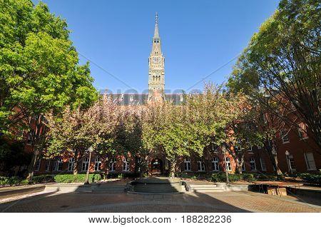 Georgetown University - Washington, Dc