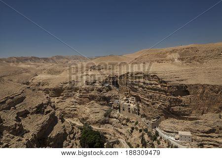 Monastery In The Desert
