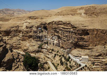 St Geaorge Monastery Desert