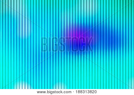 Turquoise Blue Purple Abstract With Light Lines Blurred Background