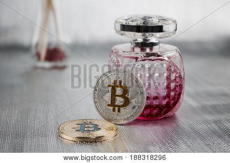 Two Bitcoin Coins