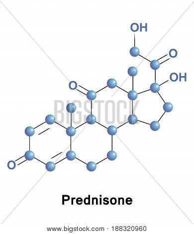Prednisone is a synthetic corticosteroid drug that is particularly effective as an immunosuppressant drug for moderate allergic reactions, some autoimmune diseases, and some types of cancer