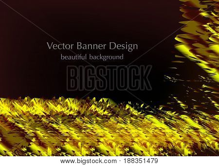 goldenframe design, made in vector modern stylized background.