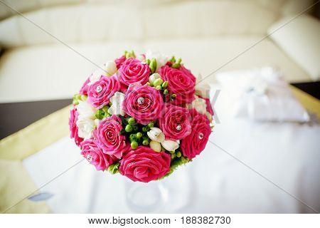 Beautiful Wedding Flowers Roses