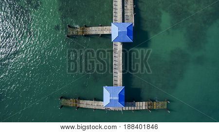 aerial view of rawai phuket sea beach andaman sea southern of thailand