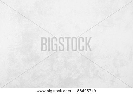 Blank white grunge cement wall texture background banner interior design background